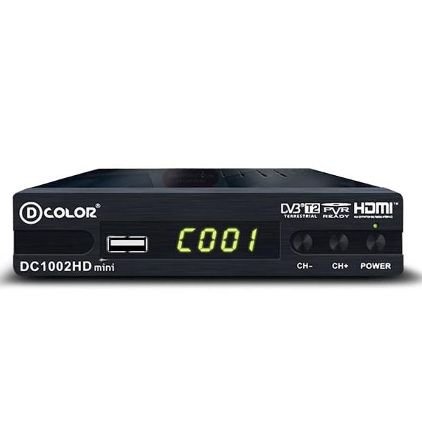 D-Color DC1002HD mini
