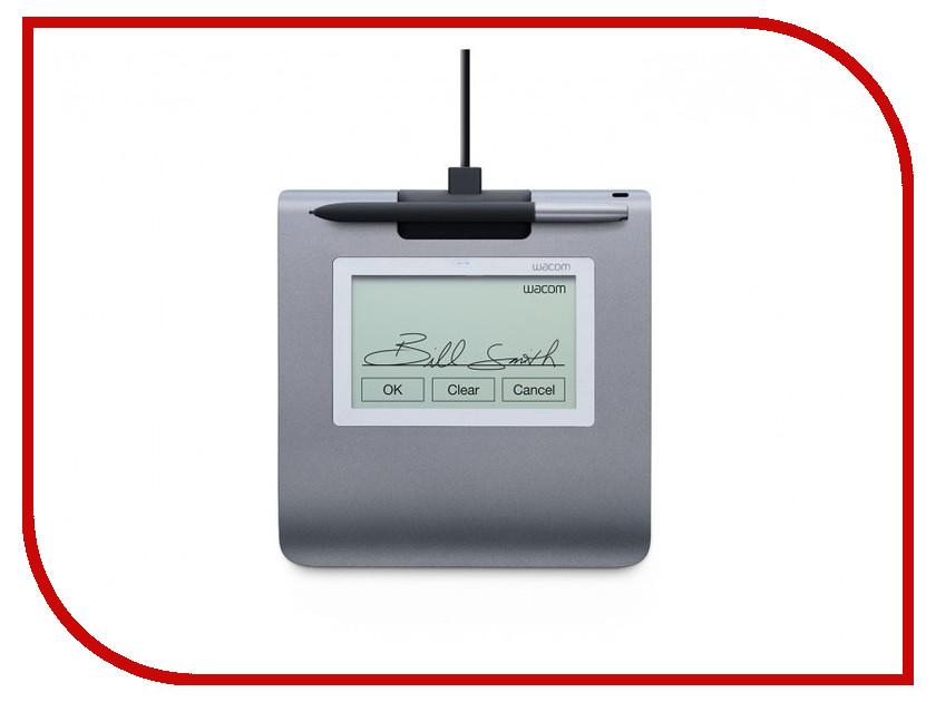 Графический планшет Wacom STU-430 для цифровых подписей wacom intuos photo pt s black графический планшет cth 490pk n