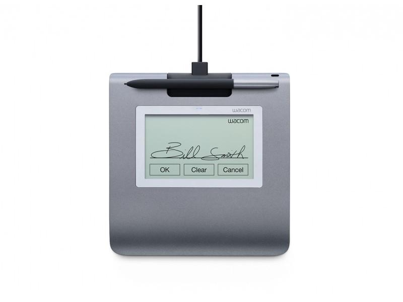 Графический планшет Wacom STU-430 для цифровых подписей все цены