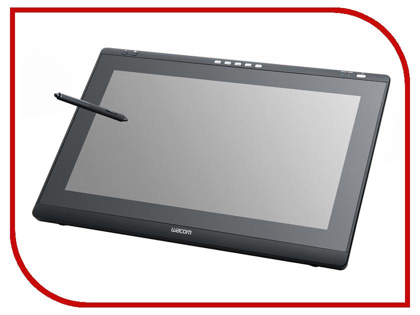 Графический планшет Wacom DTH-2242 Touch графический планшет huion h610pro