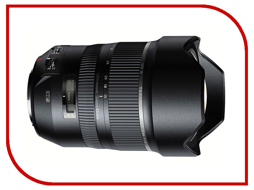 Объектив Tamron Nikon SP 15-30 mm F/2.8 Di VC USD tamron sp 45mm f 1 8 di vc usd black объектив для nikon