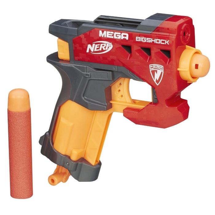 Игрушка Hasbro NERF MEGA Большой выстрел A9314