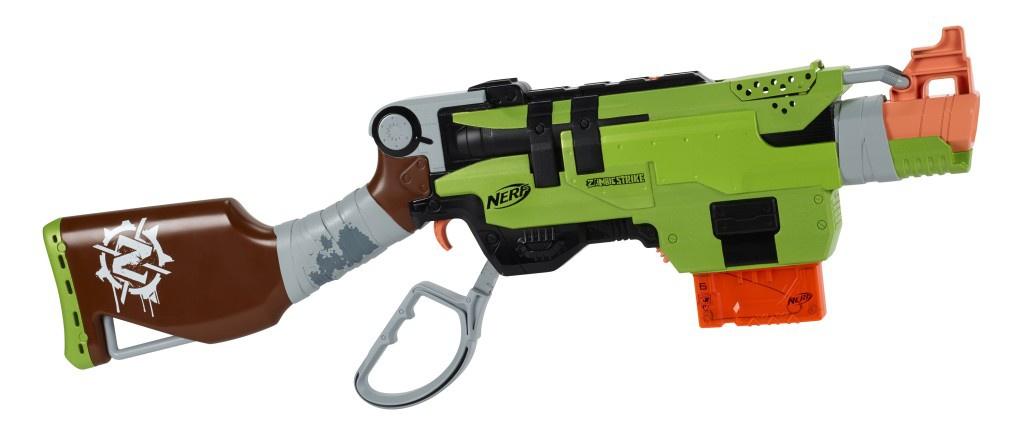 Игрушка Hasbro NERF Зомби СлингФайр A6563