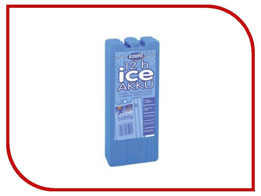 Аккумулятор холода Ezetil IceAccu 2х300гр 882200 аккумулятор холода ezetil ice akku g 430