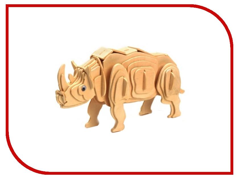 3D-пазл Creative Studio Животные Белый Носорог M018A<br>