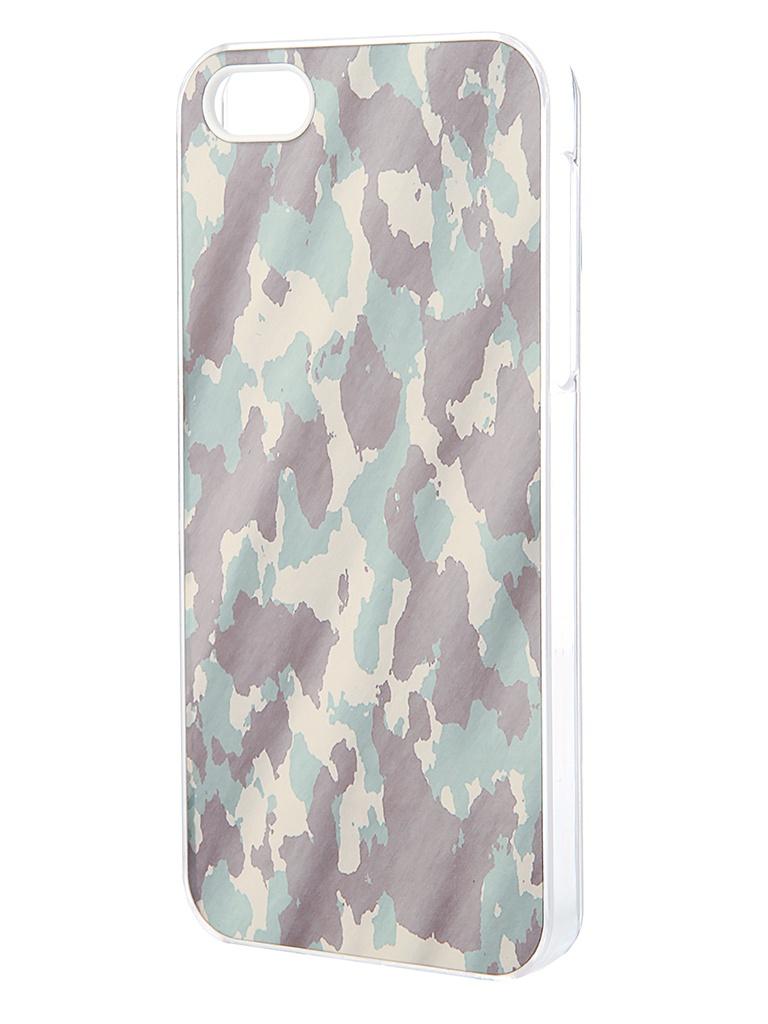 Аксессуар Чехол Megamind Хаки для iPhone 5S<br>
