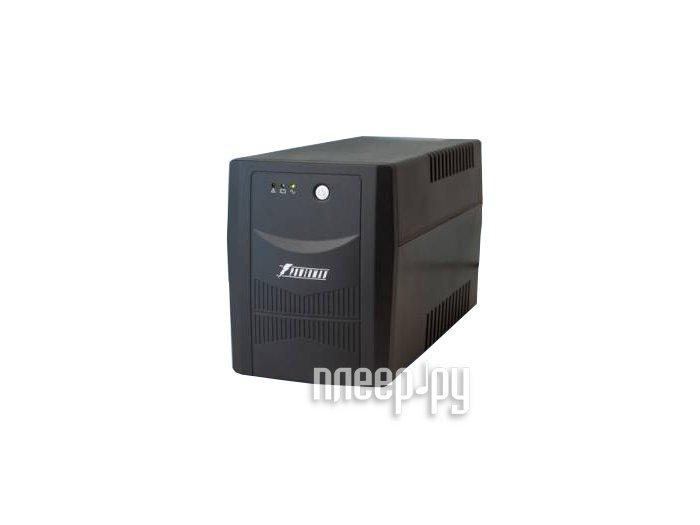 Источник бесперебойного питания PowerMan Back PRO 1500 Plus