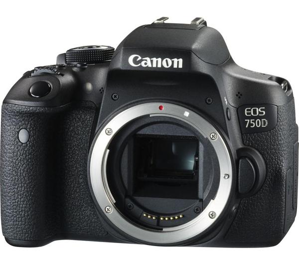 Фотоаппарат Canon EOS 750D Body*