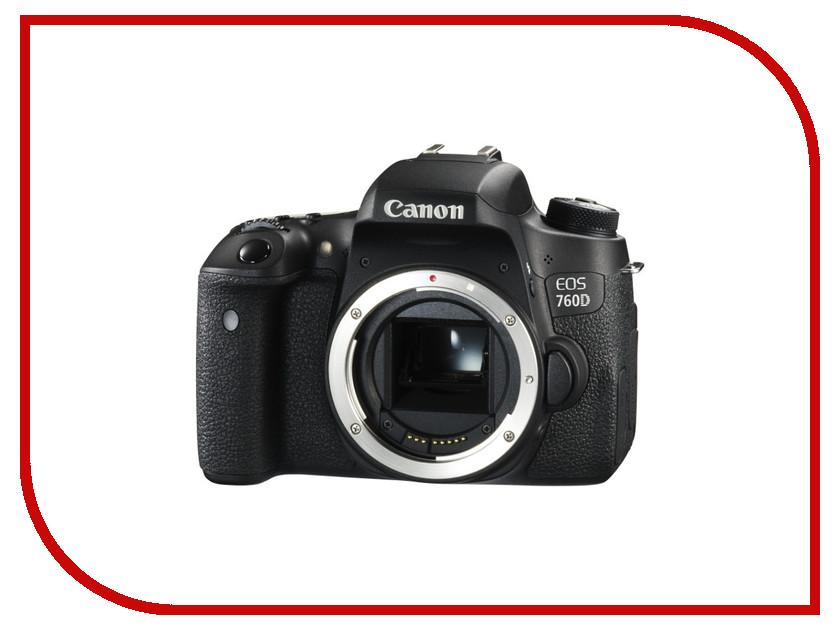 Фотоаппарат Canon EOS 760D Body<br>