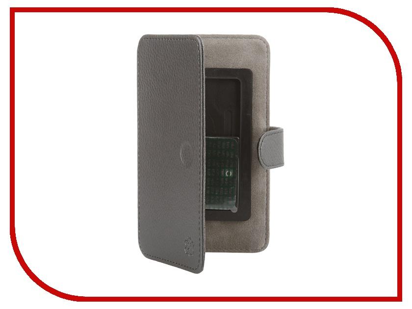 Аксессуар Чехол-книжка Norton 4.3-4.7-inch универсальный, на клейкой основе, с выдвижным механизмом Black аксессуар чехол книжка time 4 3 4 5 inch универсальный на клейкой основе black crocodile