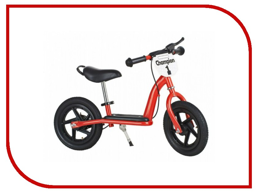 Беговел Small Rider Champion Deluxe Red