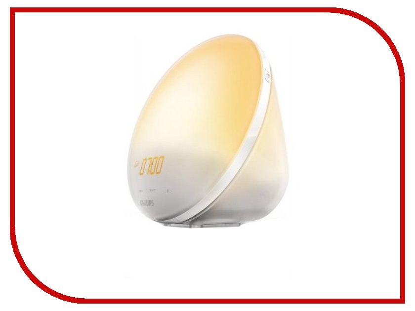 Часы Philips Wake-up Light HF3510/70 мультиварка philips hd4734 03