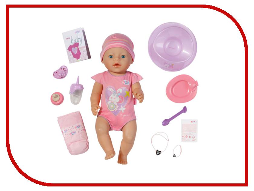 Игрушка Zapf Creation Baby Born 822-012