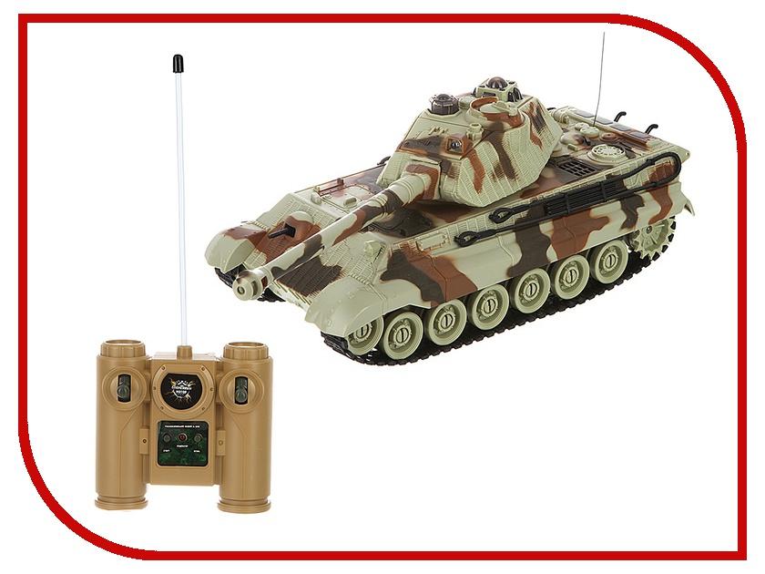 Игрушка Пламенный мотор 1:28 King Tiger 87554 танк на радиоуправлении пламенный мотор king tiger 1 28