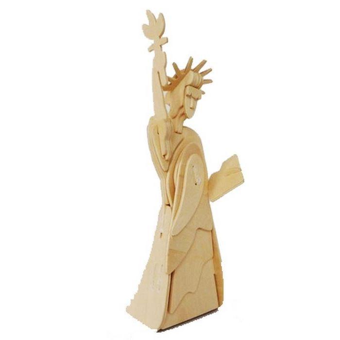 3D-пазл Creative Studio Достопримечательности Статуя Свободы P031A<br>