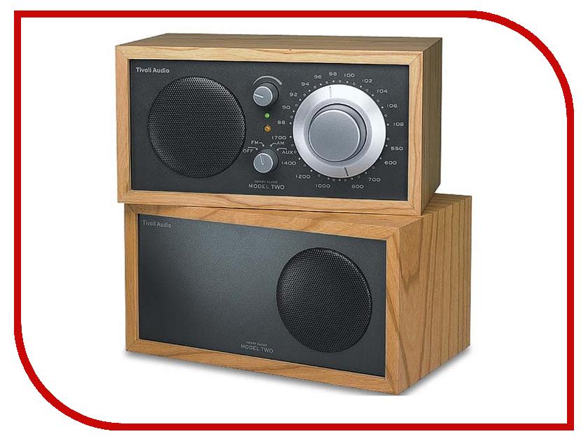 Радиоприемник Tivoli Audio Model Two Cherry/Taupe<br>