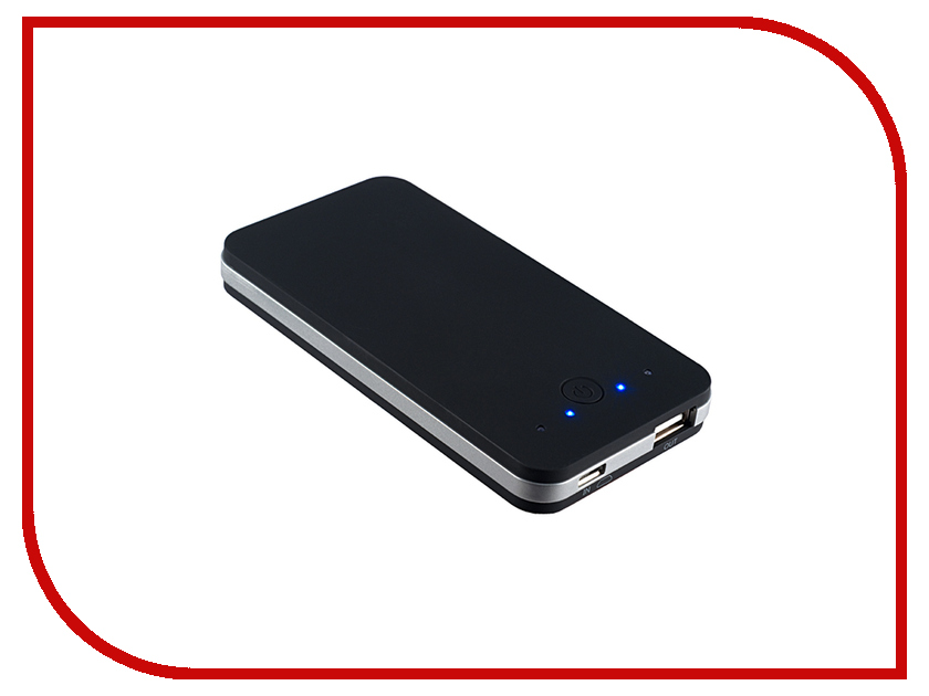 Аккумулятор Perfeo PF-4100-B 4100 mAh Black