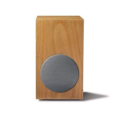 Колонка Tivoli Audio Stereo Speaker Cherry/Silver<br>