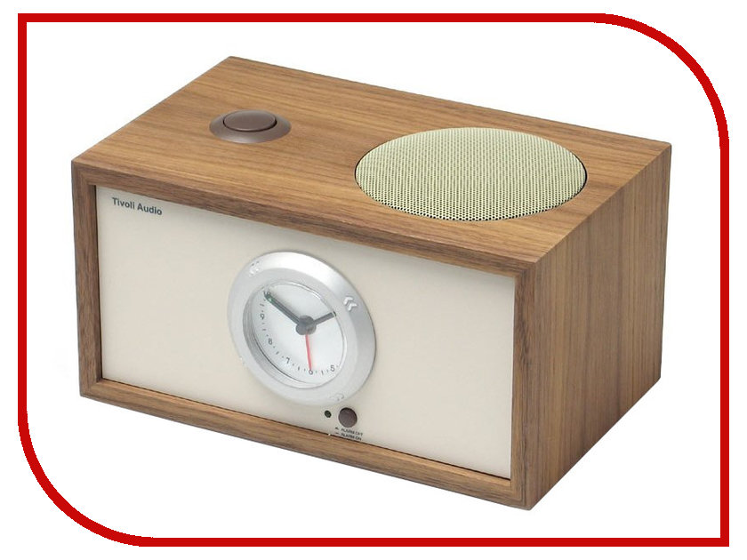 ������� Tivoli Audio Dual Alarm Speaker Classic Walnut/Beige