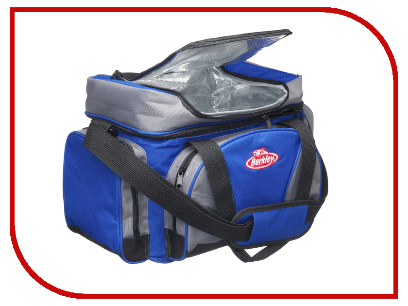 Аксессуар Сумка Berkley System Bag L 1345045 Blue-Grey-Black