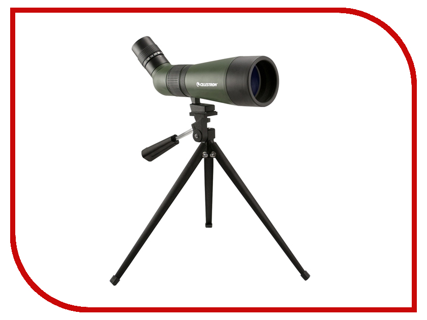 Зрительная труба Celestron LandScout 60 зрительная труба зт 15–60х66