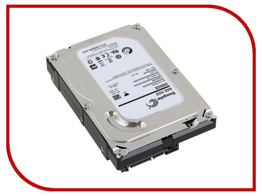 Жесткий диск 2Tb - Seagate NAS ST2000VN000