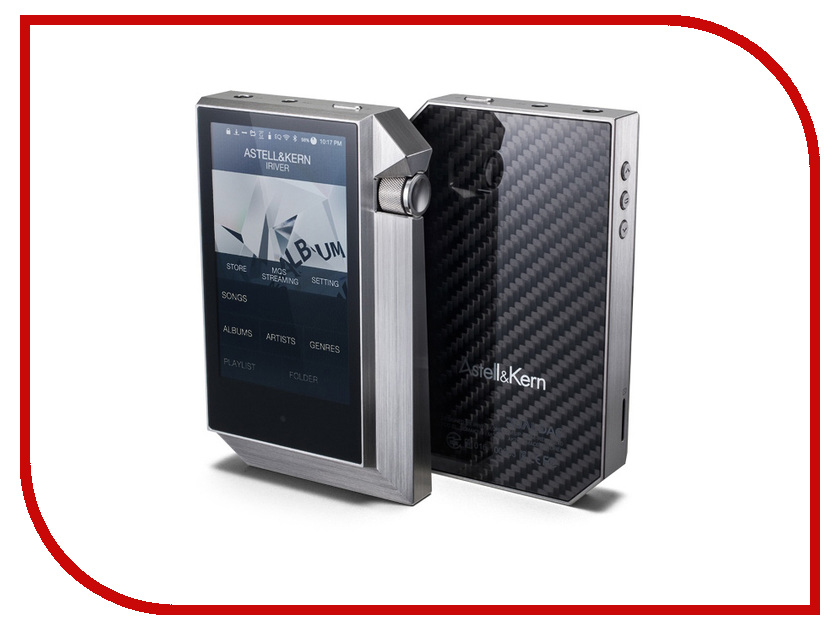 Плеер iRiver Astell&amp;Kern AK240 - 256Gb Stainless Steel<br>