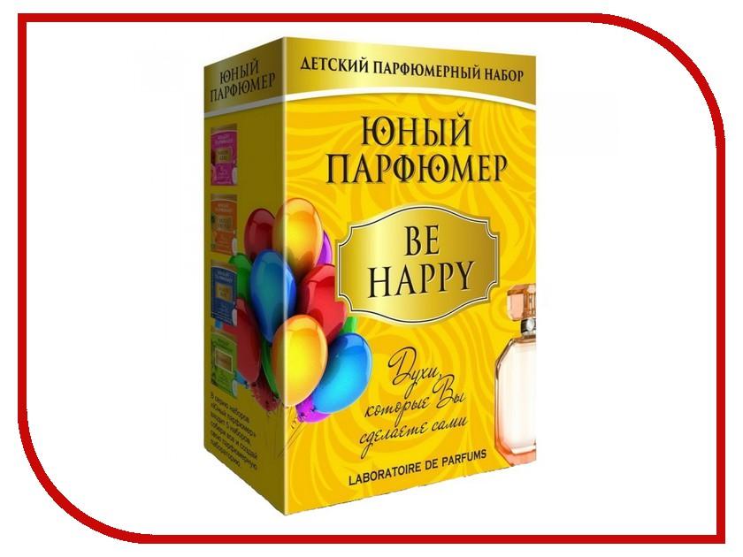 Набор для творчества Каррас Юный Парфюмер Be Happy 330