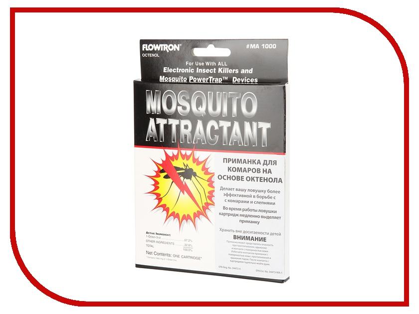 Средство защиты от комаров Flowtron МА-1000 - приманка для комаров belvedere коррекция объ ма