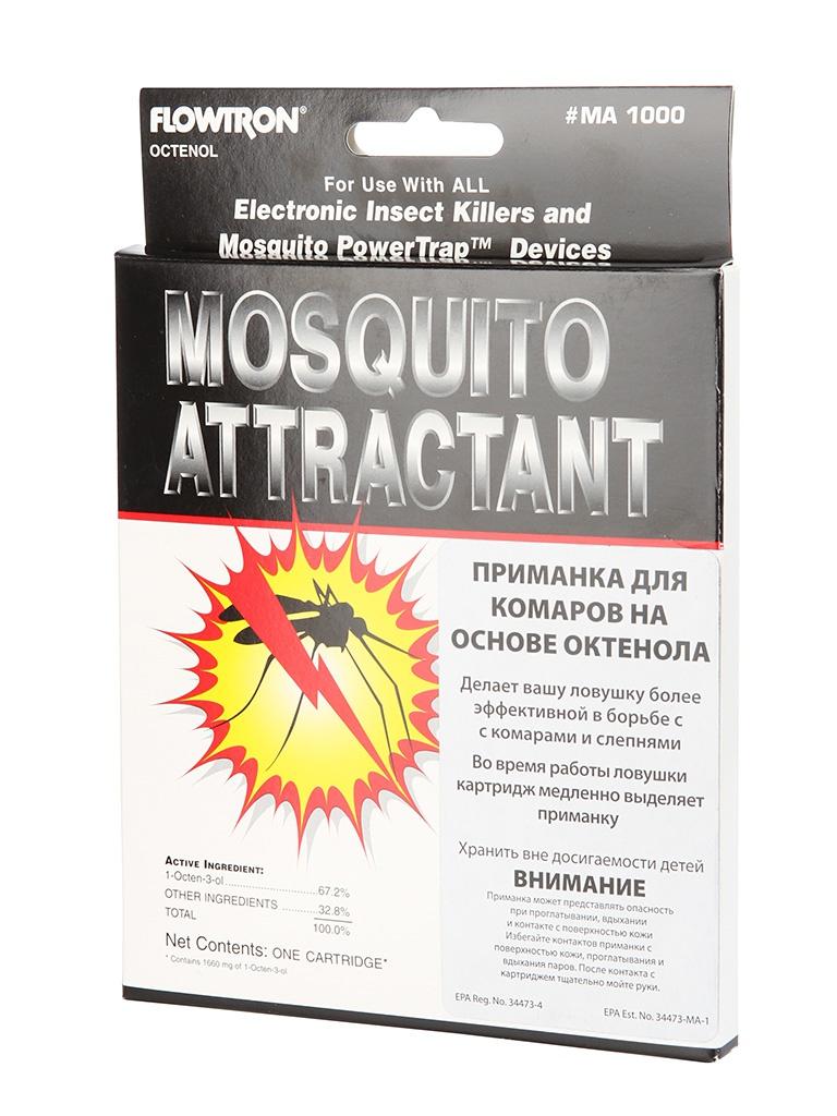 Средство защиты от комаров Flowtron МА-1000 - приманка для