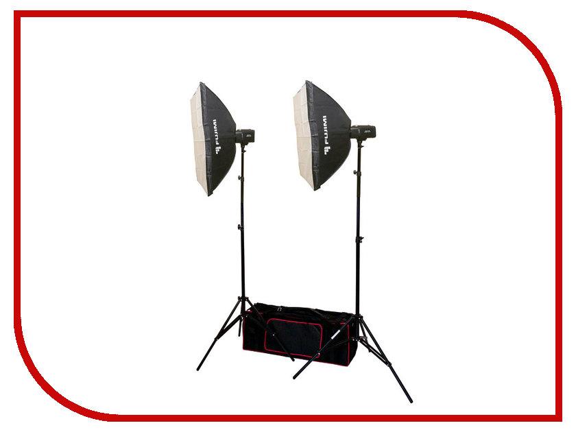 Комплект студийного света Fujimi FJ SK2250SB