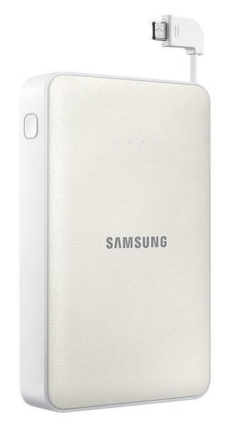 Аккумулятор Samsung microUSB 11300 mAh White SAM-EB-PN915BWRGRU