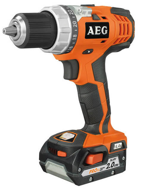 цена на Электроинструмент AEG BS 14C LI-202C 443971