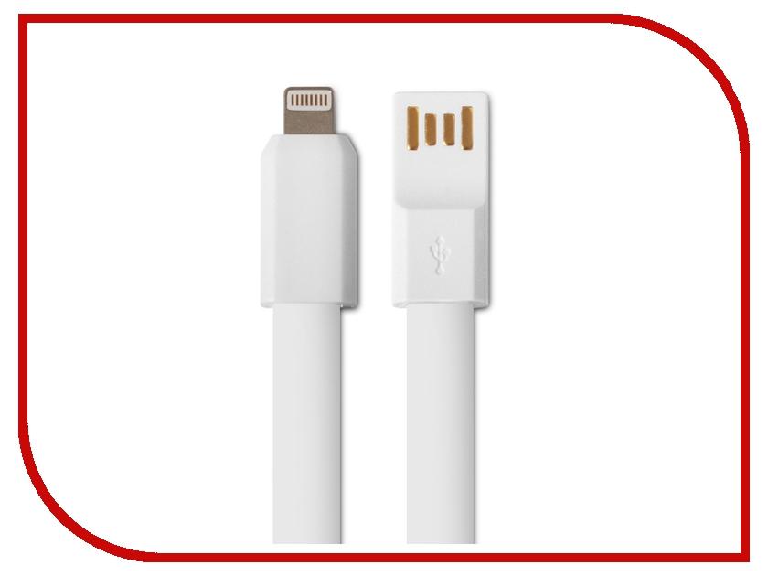 Аксессуар DF 8pin - USB DF iMAGNET-02 White<br>