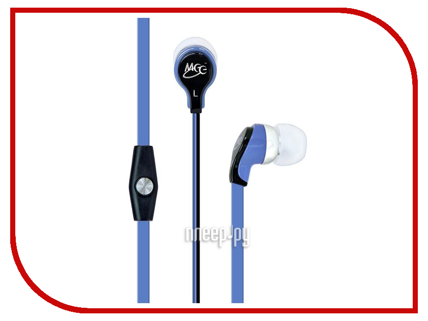 Гарнитура MEElectronics RX12P-BL Blue