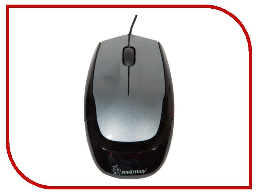 Мышь проводная SmartBuy 307 Gray SBM-307-G USB<br>