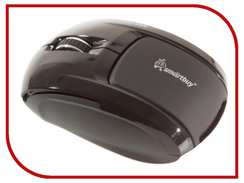 Мышь беспроводная SmartBuy 304AG Black SBM-304AG-K USB мышь беспроводная smartbuy 304ag black sbm 304ag k usb