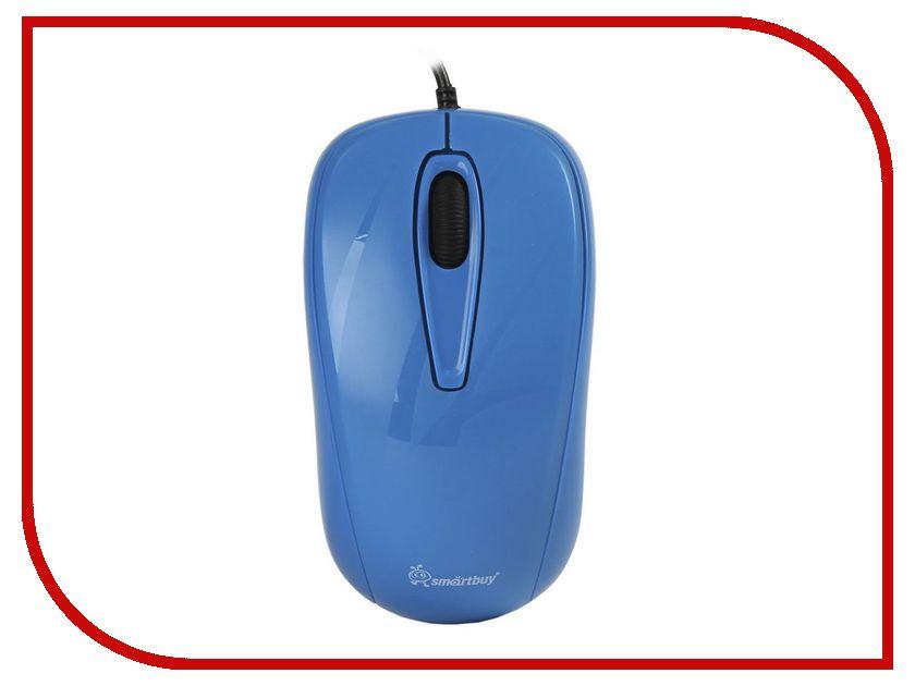 Мышь проводная SmartBuy 310 Cyan SBM-310-CN USB