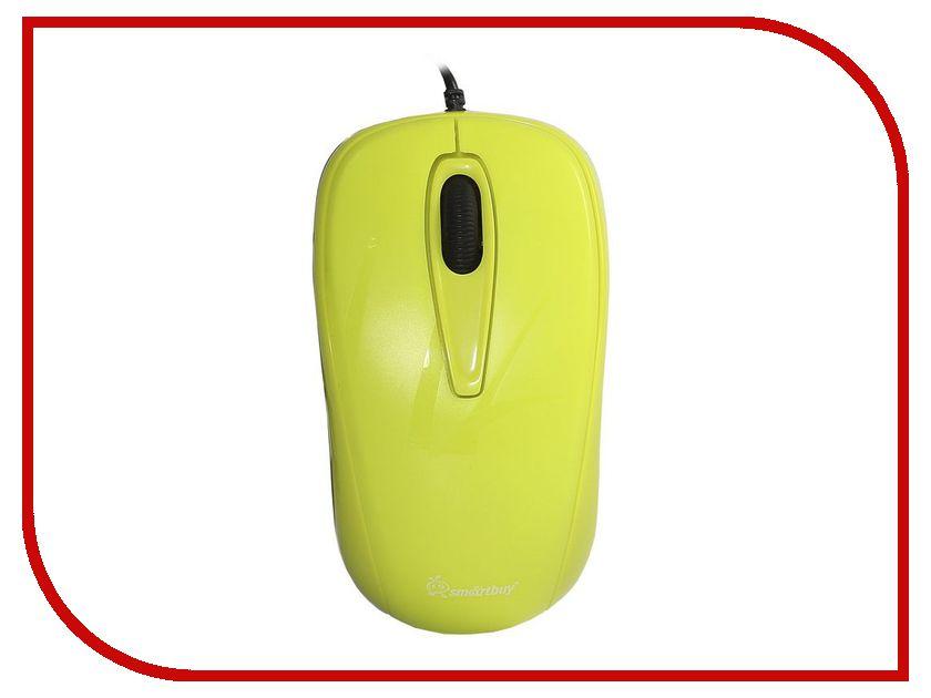 Мышь проводная SmartBuy 310 Lemon SBM-310-L USB