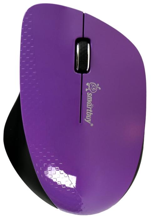 Мышь SmartBuy 309AG Purple SBM-309AG-P USB smartbuy sbm 309ag wl white lemon беспроводная мышь