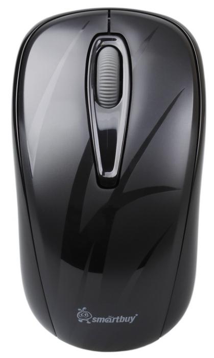 Мышь беспроводная SmartBuy 310AG Black SBM-310AG-K USB мышь беспроводная smartbuy 304ag black sbm 304ag k usb