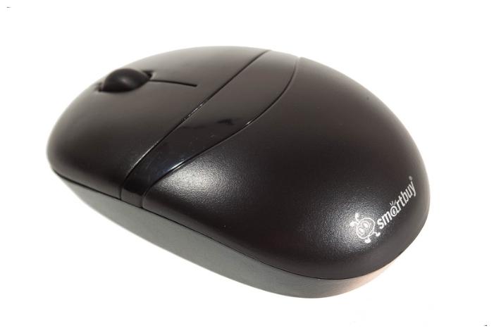 Мышь беспроводная SmartBuy 326AG Black SBM-326AG-K USB мышь беспроводная smartbuy 304ag black sbm 304ag k usb