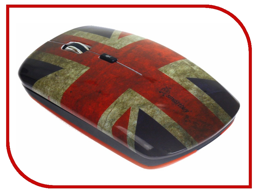 Мышь SmartBuy 327AG USB British Flag Full-Color Print SBM-327AG-BF-FC свитшот print bar fc liverpool