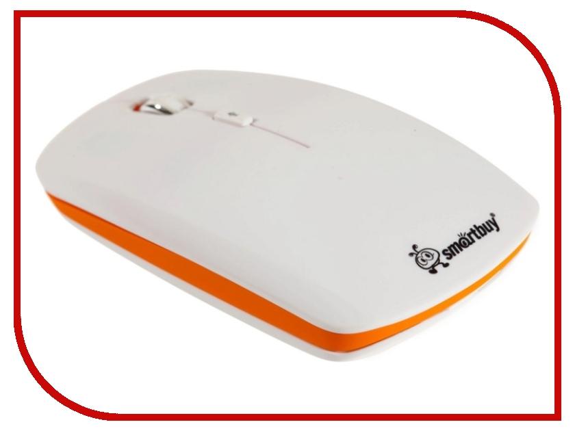Мышь беспроводная SmartBuy 327AG White SBM-327AG-W USB