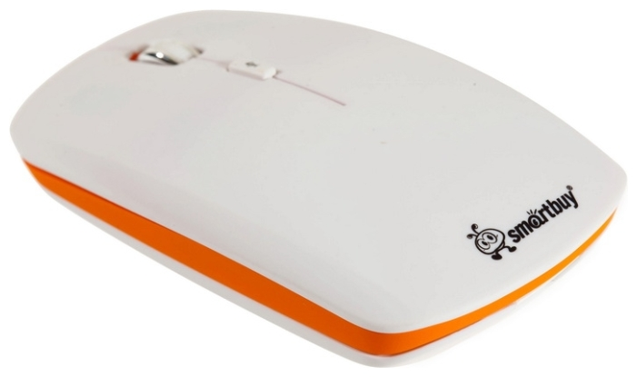 Мышь беспроводная SmartBuy 327AG White SBM-327AG-W USB<br>