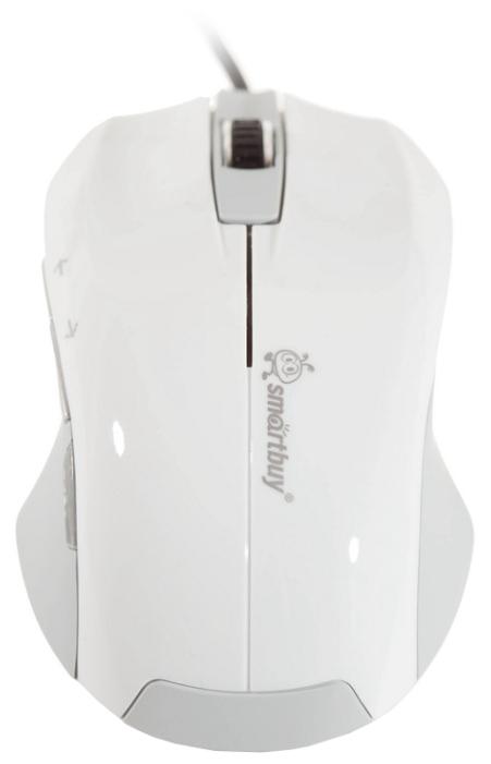 Мышь проводная SmartBuy 503 White SBM-503-W USB