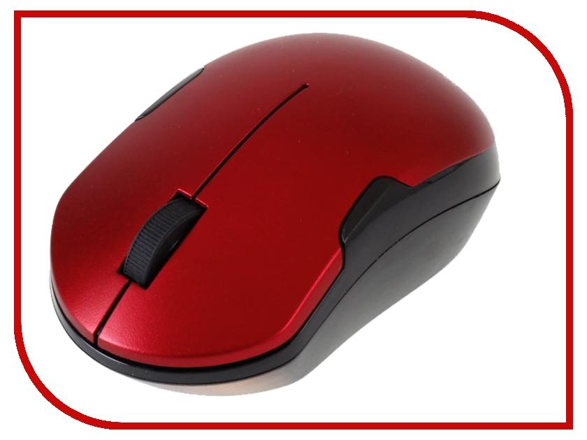 Мышь беспроводная SmartBuy 355AG USB Red-Black SBM-355AG-RK