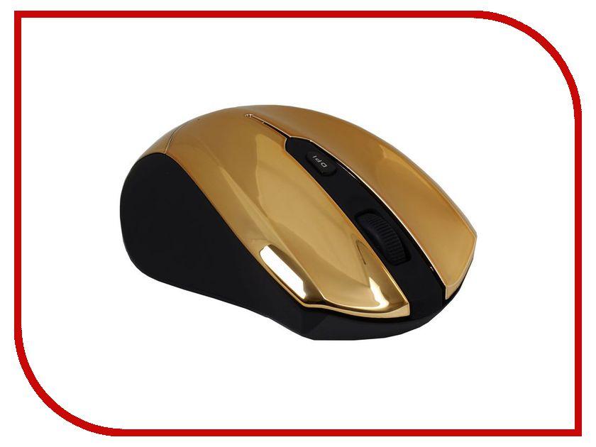 Мышь беспроводная SmartBuy 356AG Golden SBM-356AG-GD USB<br>