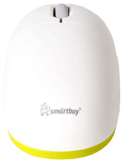 Мышь беспроводная SmartBuy 360AG White-Green SBM-360AG-WN USB