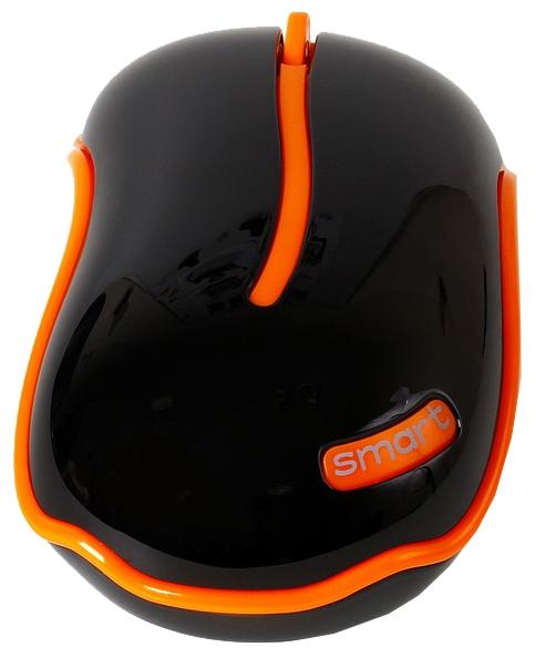 Мышь беспроводная SmartBuy 362AG Smart Black-Orange SBM-362AG-KO USB<br>